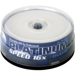 DVD+R prazni Platinum 100121 4.7 GB 25 kom. okrugla kutija ispisiv