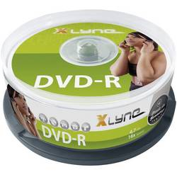 DVD-R prazni Xlyne 2025000 4.7 GB 25 kom. okrugla kutija