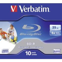 Blu-ray BD-R prazni Verbatim 43713 25 GB 10 kom. kutija ispisiv
