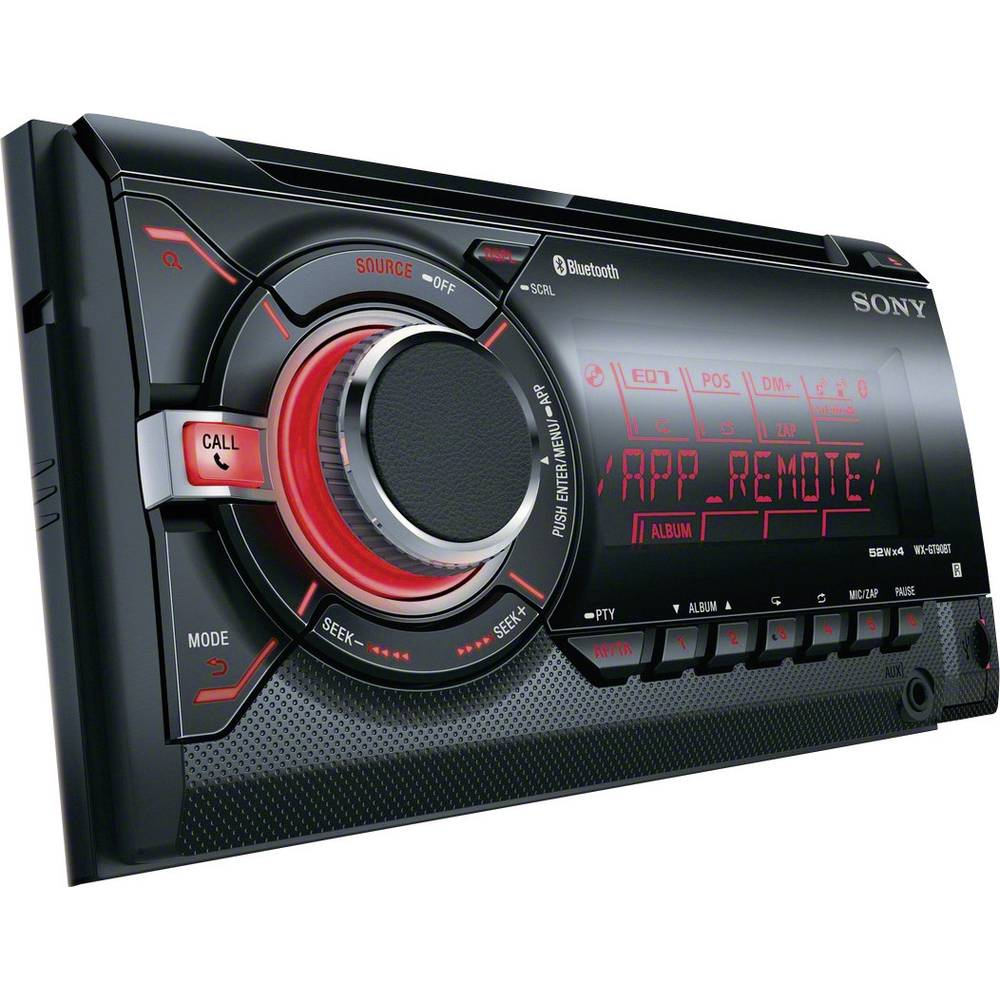 Autoradio Sony WXGT90BT