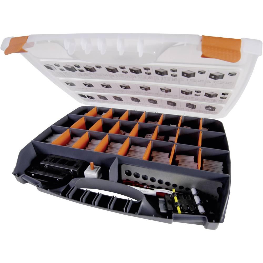 Servisna škatla za kabelske uvodnice Icotek KT 88001 1 kos