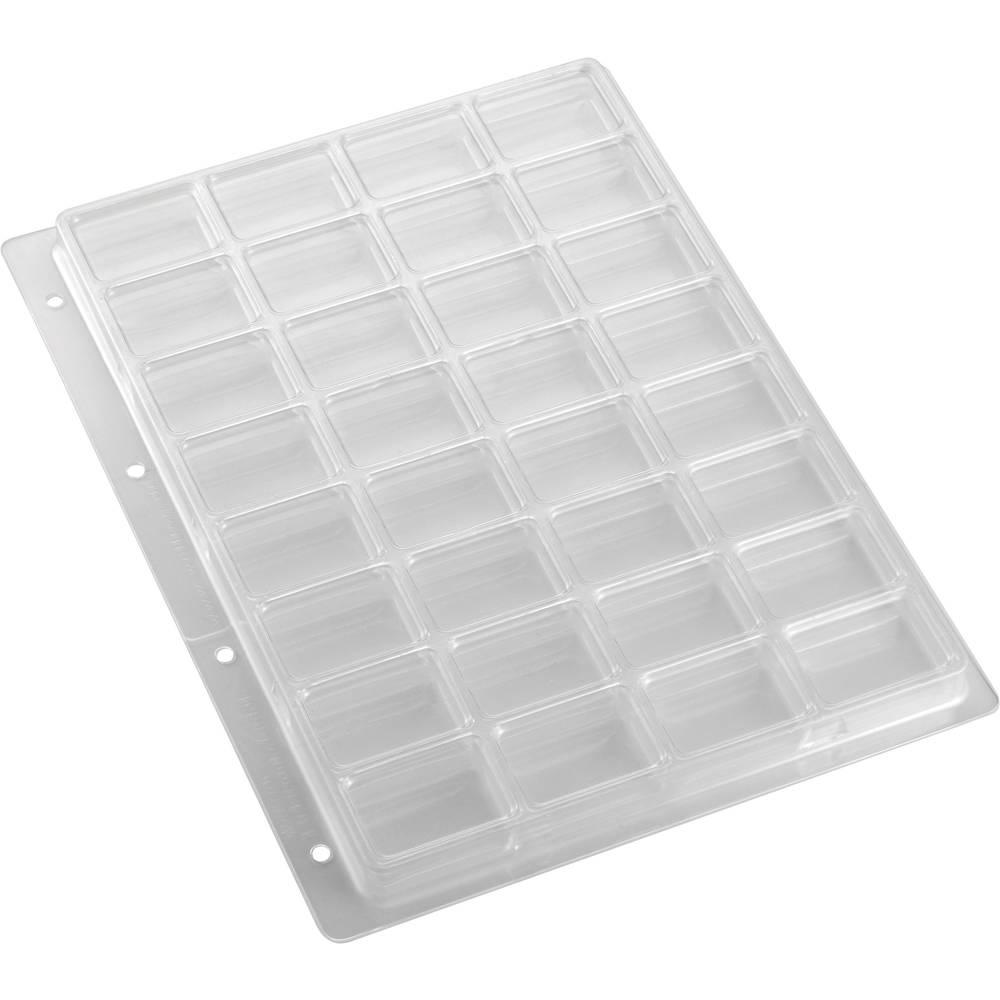 Sortirna škatla (D x Š x V) 305 x 231 x 16.8 mm Weltron št. predalov: 10 fiksna pregraditev