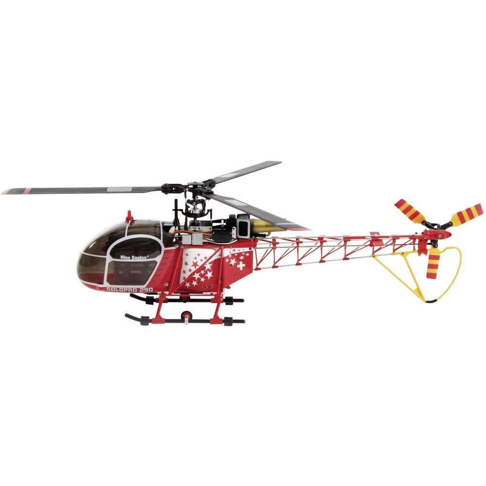 Električni helikopter z enojnim rotorjem Robbe Solo Pro 290Lama RTB, 1-NE2516RTB