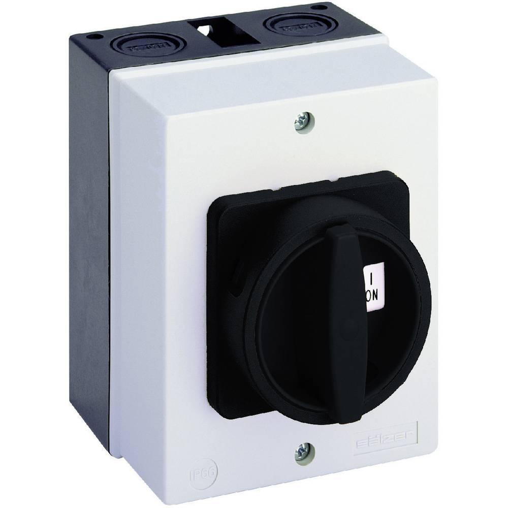 Razbremenilno stikalo absperrbar 32 A 650 V 1 x 90 ° črne barve Sälzer D222-83200-700N1 1 kos