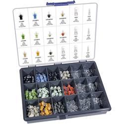 Žarnice v sortirni škatli Osram Miniwatt, 12 V, prozorne, 181-delni komplet 509961 12V MF/T5/T10 UNV1