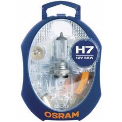 Avtomobilski komplet nadomestnih žarnic Osram H7 12 V 1 kos, PX26d (D x Š x V) 115 x 90 x 60 mm