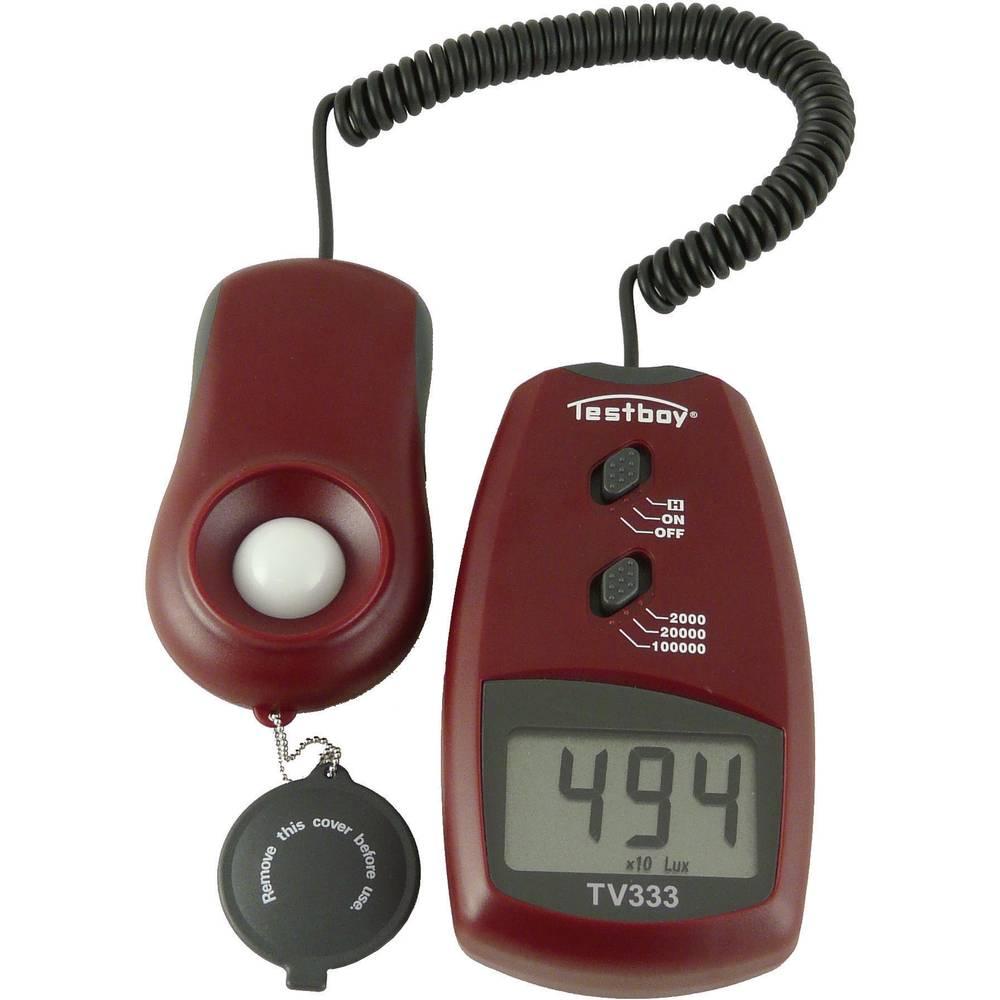 Luksmeter Testboy, merilnik svetilnosti, merilnik osvetlitve