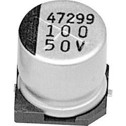 SMD elektrolitski kondenzator 4.7 µF 35 V 20 % (premer x V) 4 mm x 5 mm Samwha RC1V475M04005VR 1 kos