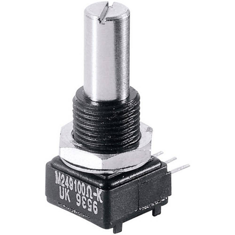 Natančen potenciometer mono 1 W 5 k Vishay 249 5K 1 kos