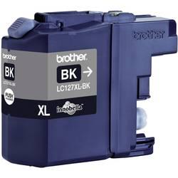 Originalna kartuša Brother LC-127XLBK, LC127XLBK, črne barve