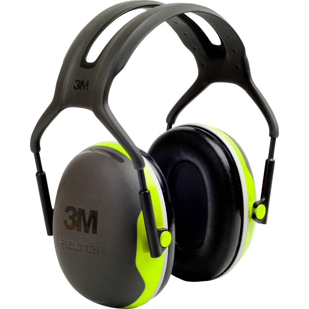 Hörselkåpor 33 dB 3M Peltor X4A 1 st