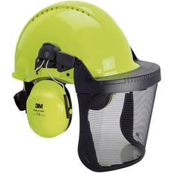Šumarska zaštitna kaciga G3000M 3M XA007707277 neonski zelena, 1 komplet