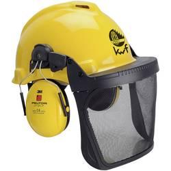 Šumarska zaštitna kaciga G22D 3M XA007707301 žuta, 1 komplet