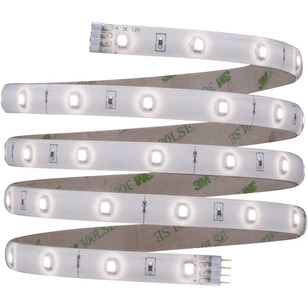 LED traka YourLED 70318 Paulmann komplet s utikačem 12 V 150 cm neutralno-bijelo svjetlo