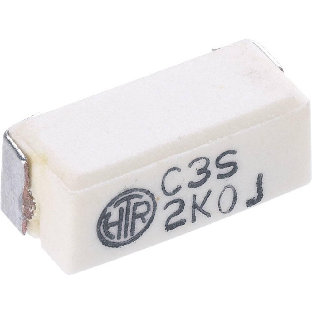 Žičani otpornik 4.7 SMD 3 W 5 % HCAS C3S 500 kom.