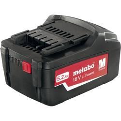 Metabo zamjenski akumulator 18 V 5.2 Ah Li-Ion 6.25587.00