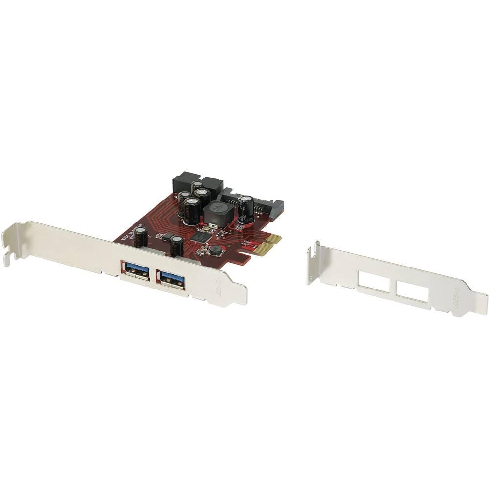 USB 3.0 PCI-Express kartica 2+2 Port