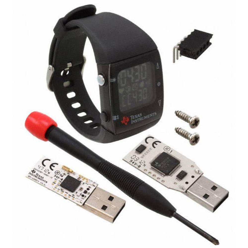 Chronos: brezžično razvojno orodje v ročni uri Texas Instruments EZ430-CHRONOS-868