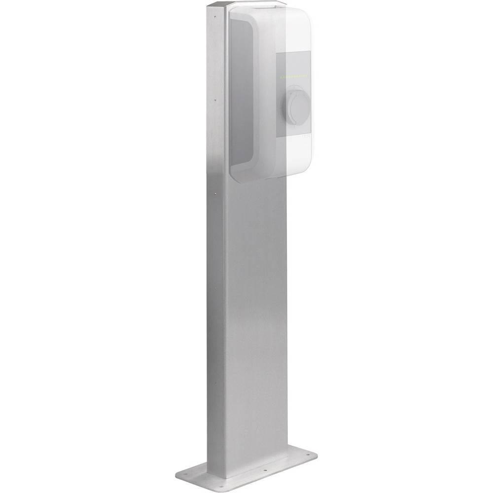 Stojalo za domačo polnilno postajo za električni avtomobil Keba KeContact P20, srebrno