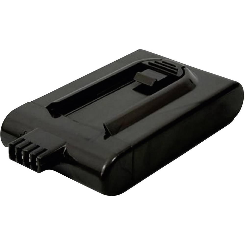 Baterija za usisavač Conrad energy zamjenjuje originalnu bateriju Dyson 21.6 21.6 V 1500 mAh