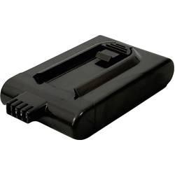 Dammsugarbatteri Conrad energy ersätter org. batteri Dyson 21.6 21.6 V 1500 mAh Dyson