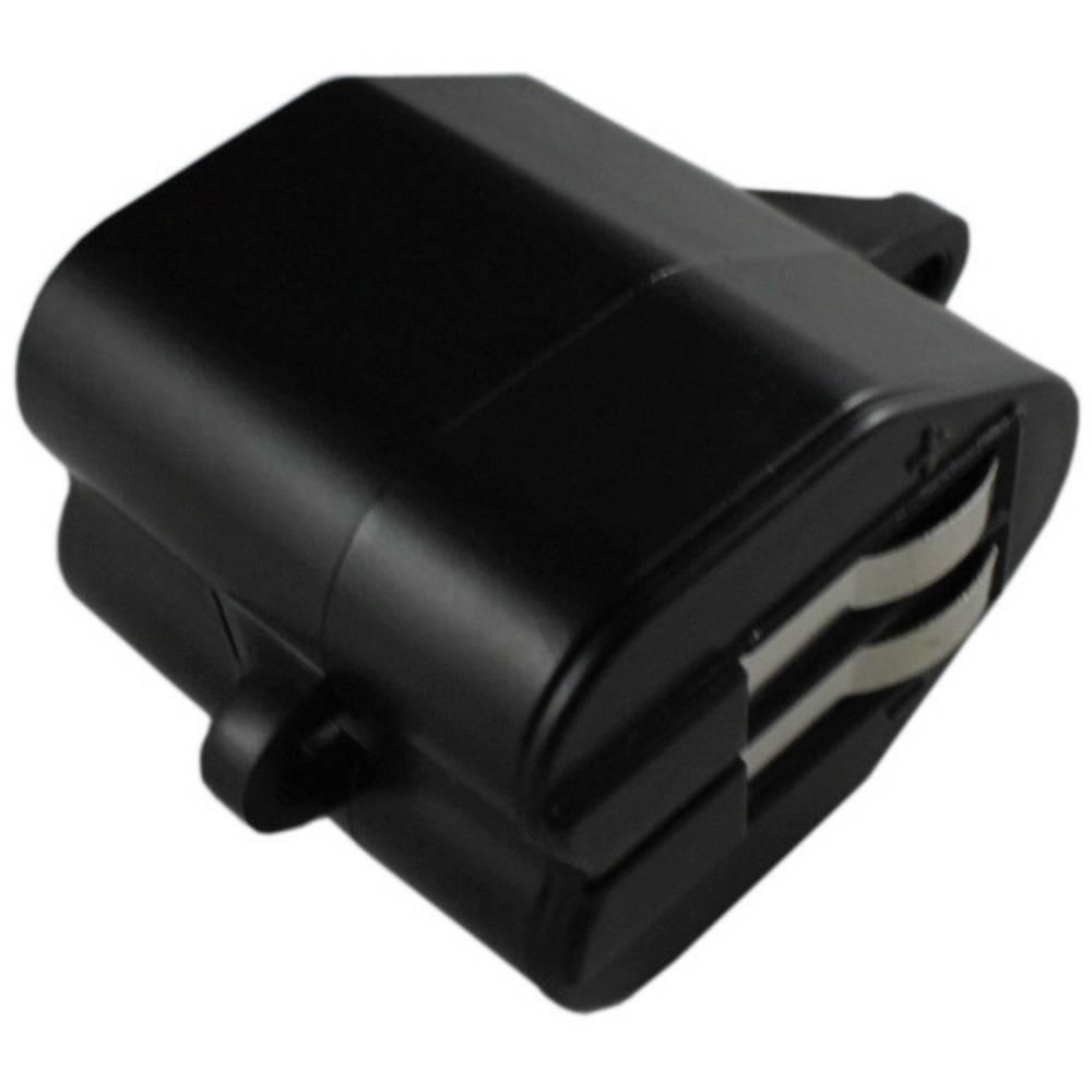 Baterija za usisavač Conrad energy zamjenjuje originalnu bateriju RC-3000 6 V 2000 mAh