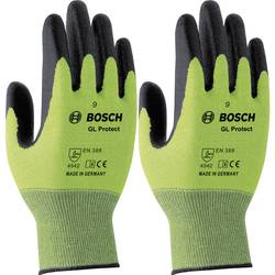 Arbejdshandske Størrelse (handsker): 8, M EN 388 Bosch GL Protect 2607990118 1 pair