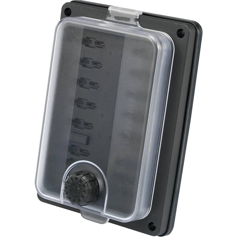 Sikringsholder SCI R3-83-01-10310 Passer til Standard fladsikring 25 A 32 V/DC 1 stk