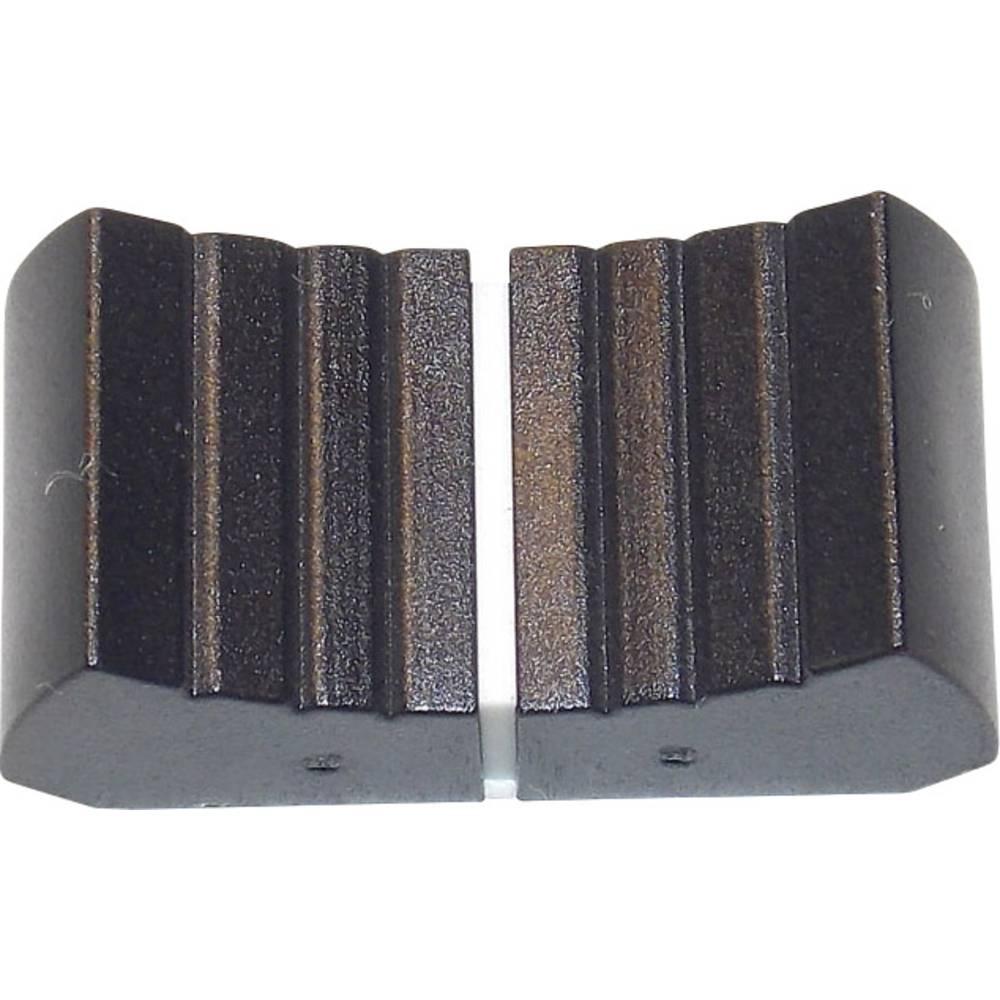 ALPS klizni gumb (D x Ĺ ) 13mmx25mm crna 76501
