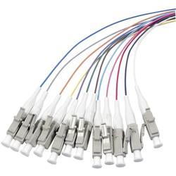 Optični priključni kabel [1x LC vtič - 1x odprti konec] 50/125µ Multimode OM3 2 m EFB Elektronik