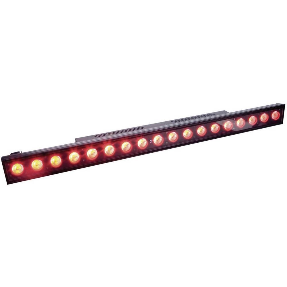 LED letva, broj LED lampica: 18 American DJ Mega Tri Bar