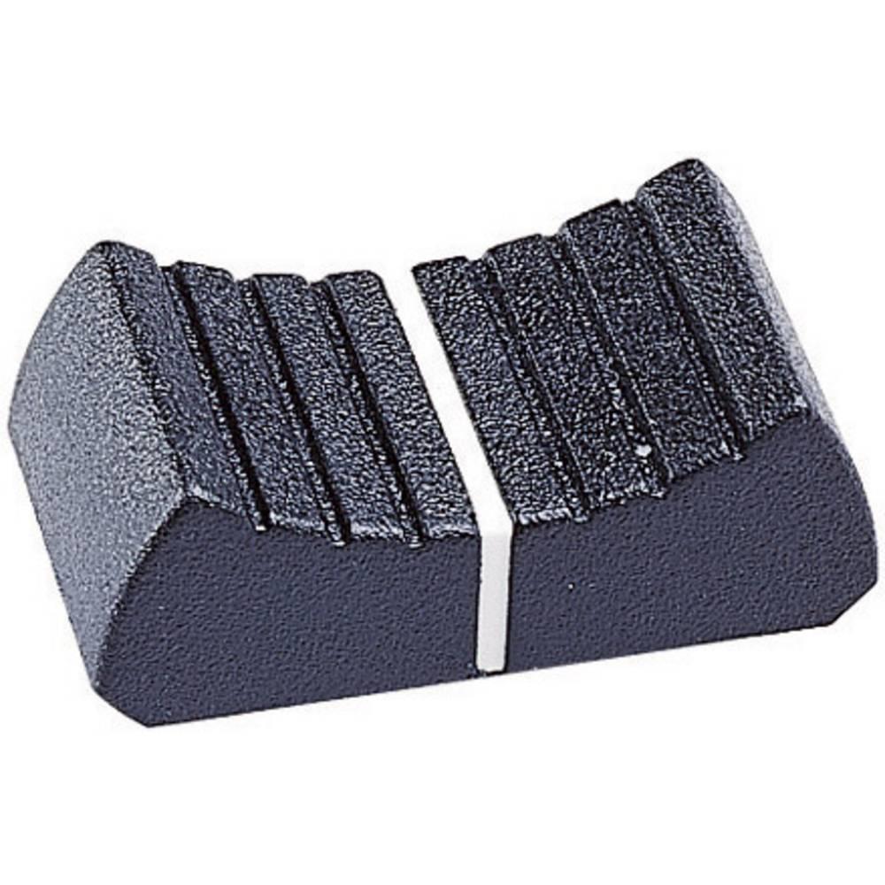 PB Fastener Prijenosni gumb (DxĹ x V) 24.8 x 12.6 x 9mm crna 4/02/LK 110 02