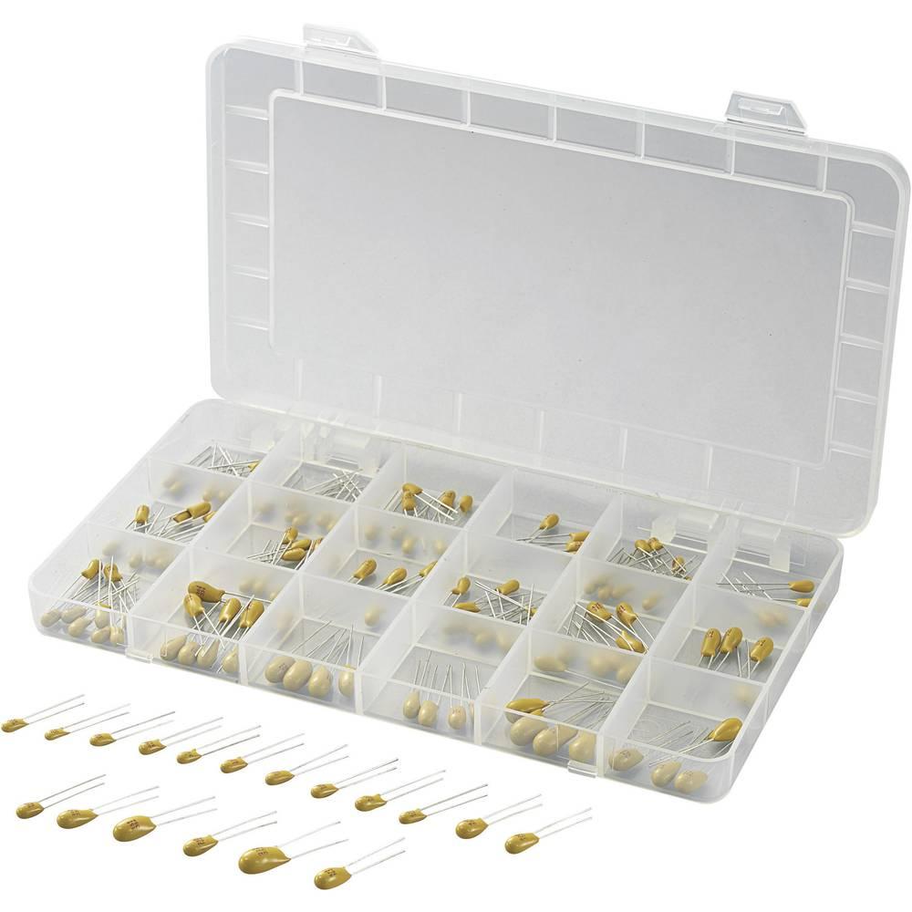 Tantalovi kondenzatori, komplet Sugo Products