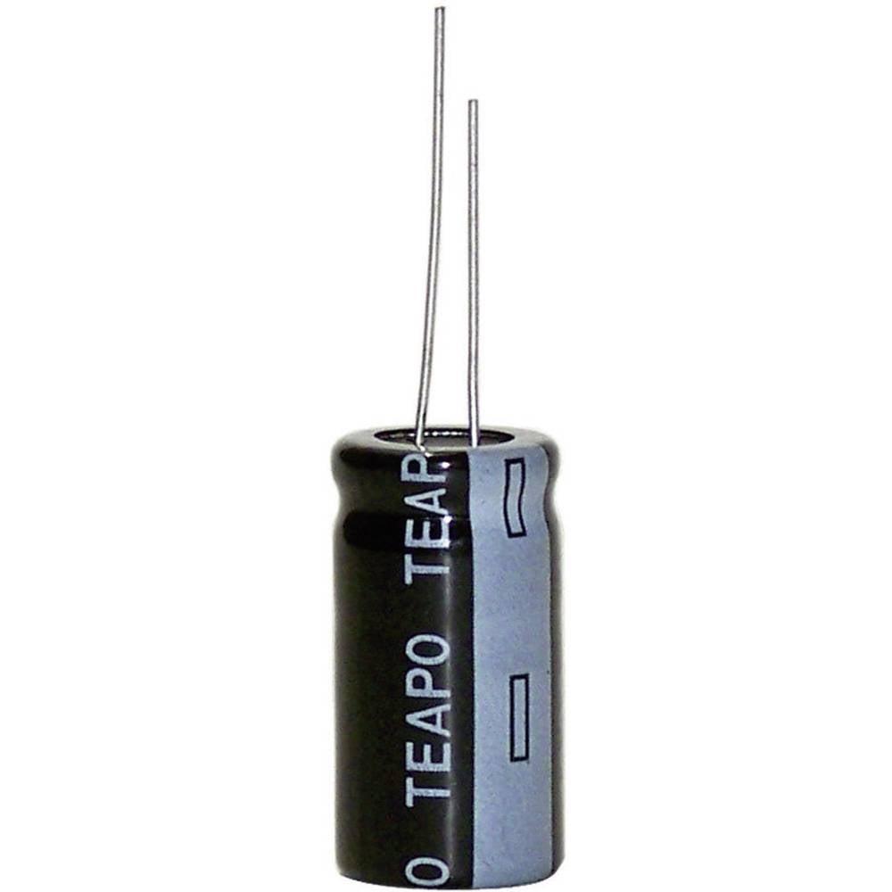 Elektrolitski kondenzator, radijalno ožičen 7.5 mm 33 µF 450 V 20 % (promjer x V) 16 mm x 36 mm KSE336M450S1ABM36K 1 kom.