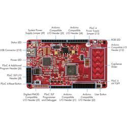 Razvojna platforma Cypress Semiconductor PSoC® 4 Pioneer Kit, CY8CKIT-042