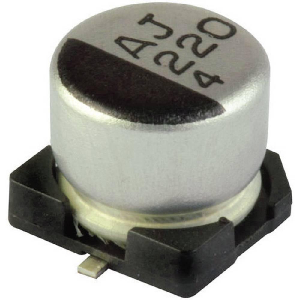 Yageo Minijaturni elektrolitski kondenzator CB016M0100RSD-0605 16 V 100F