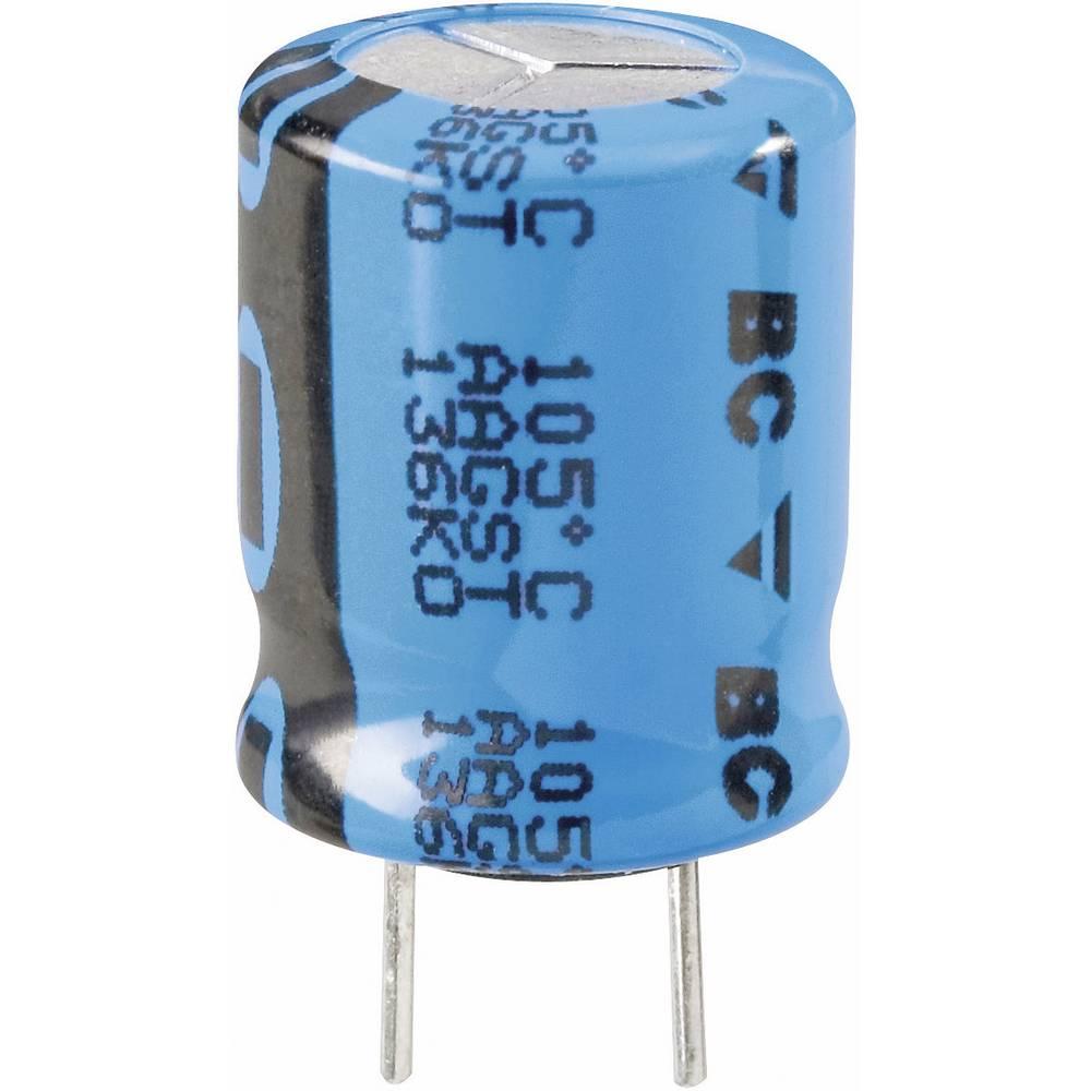 Vishay LOW-ESR Radijalni kondenzator (OxV) 16mm x 35mm raster 7.5mm 4700F 16 V 2222 136 65472