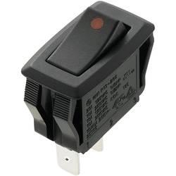 Preklopno stikalo 250 V/AC 16 A 2 x izklop/vklop SCI R13-205A2-01 zaskočno 1 kos