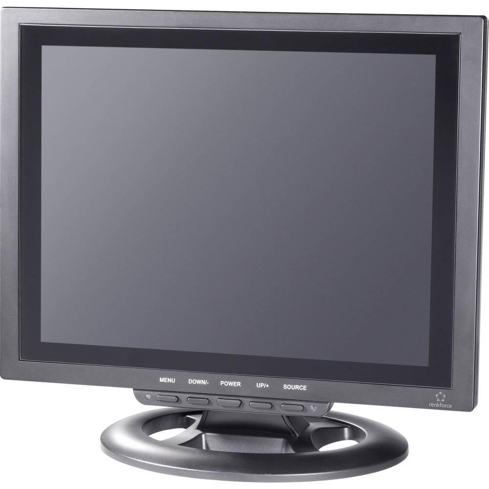 LCD monitor za nadzor 30.48 cm (12