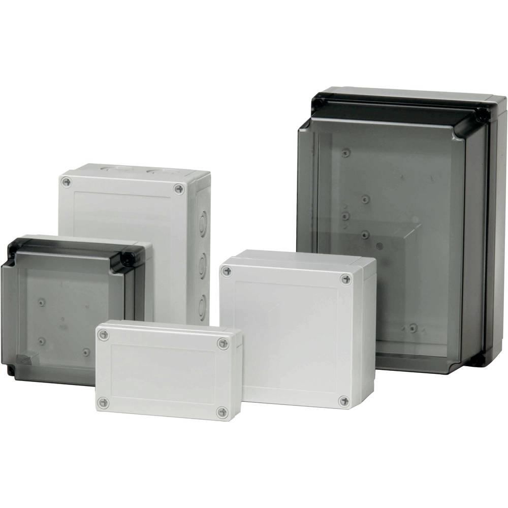 Fibox PCM 200/125 XT-Univerzalno kućište, polikarbonat, svijetlo sivo (RAL 7035), 255x180x100mm 6015927
