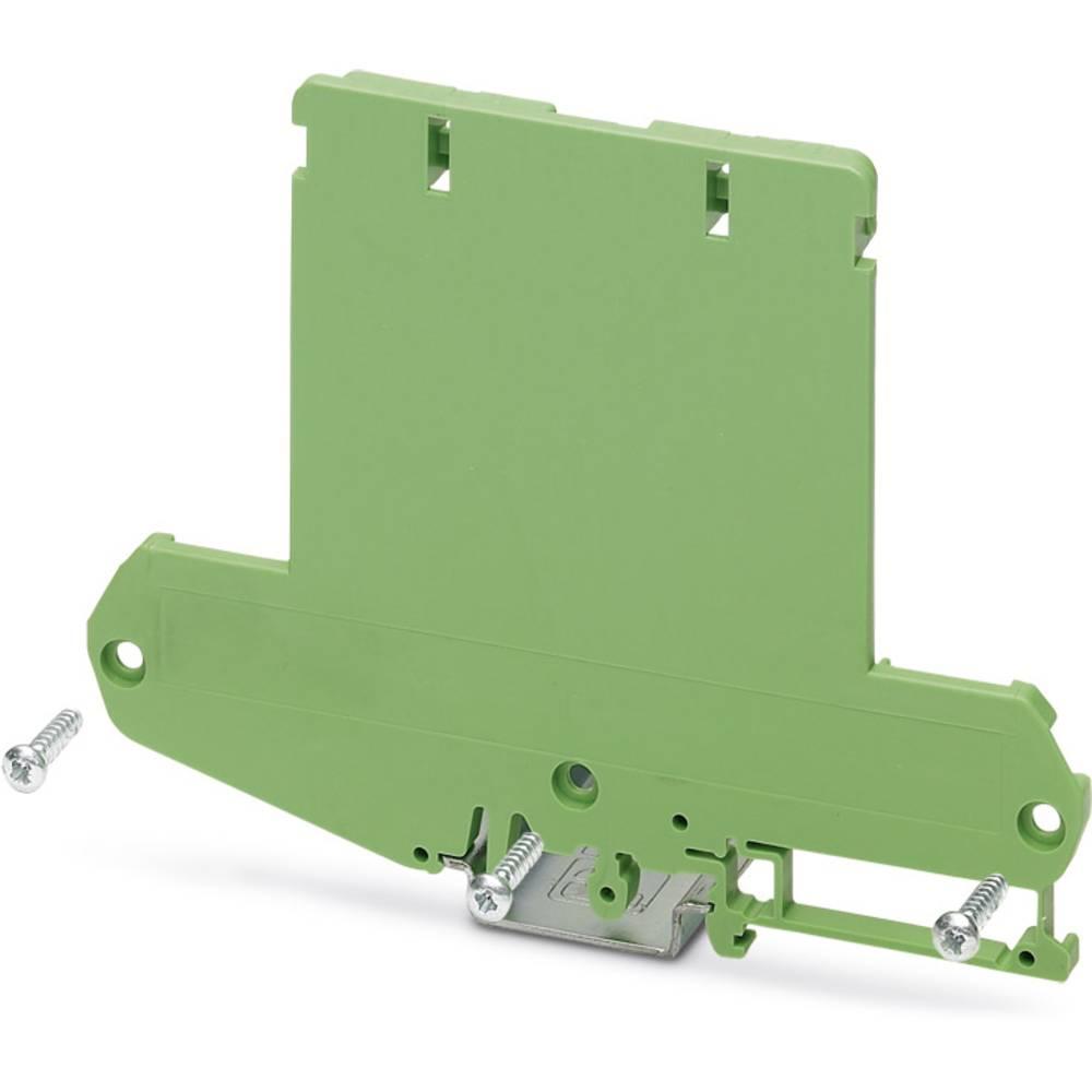 DIN-skinnekabinet sidedel Phoenix Contact UM108-SEFE/L-A73 Plast 10 stk