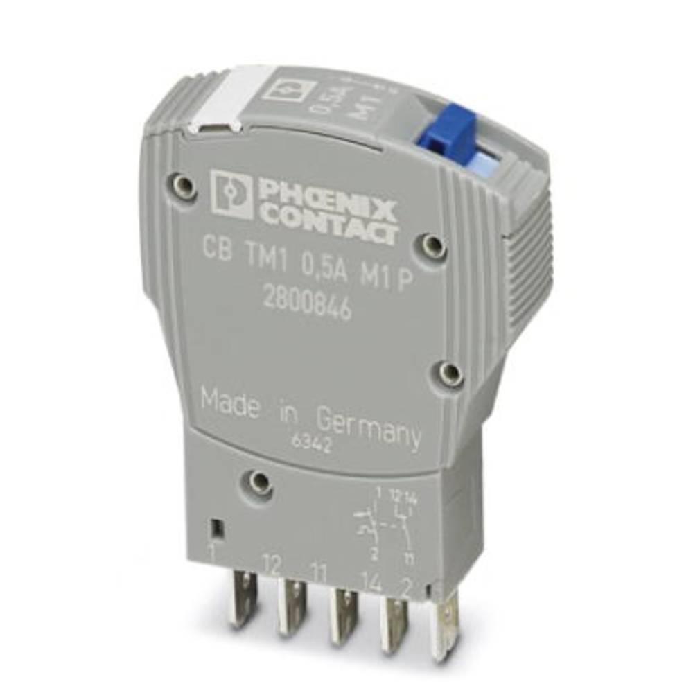 Termički zaštitni prekidač 250 V/AC 2 A Phoenix Contact CB TM1 2A M1 P 1 kom.