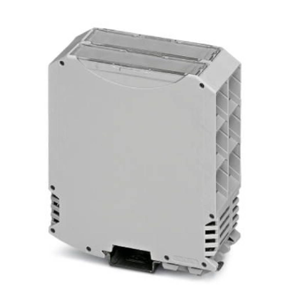 Kabinet-komponent Plast Lysegrå Phoenix Contact ME MAX 45 LC 3-3 KMGY 10 stk