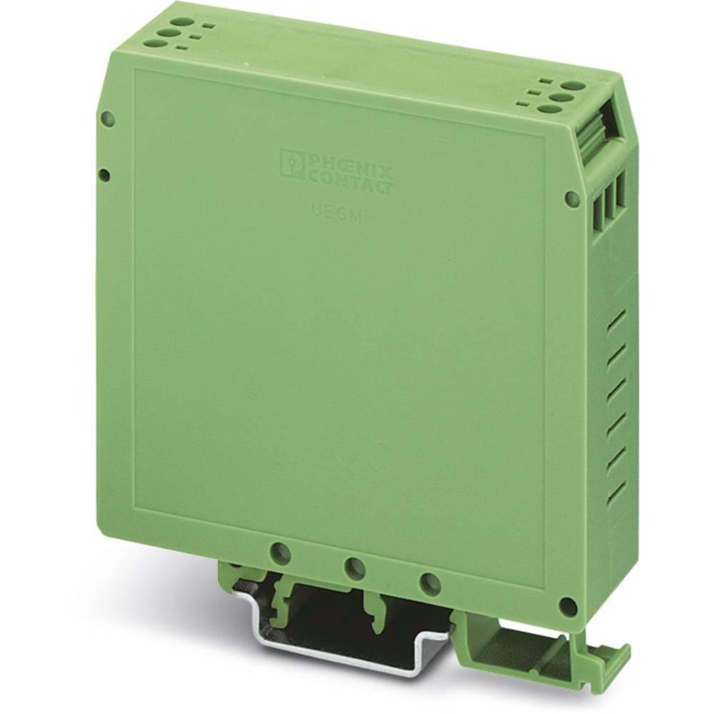 DIN-skinnekabinet Phoenix Contact UEGM 27,5-SMD Plast 10 stk