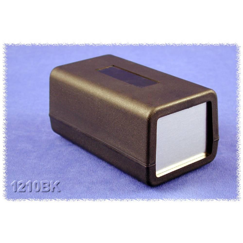 Universalkabinet 132 x 75 x 62 ABS Sort Hammond Electronics 1210BK 1 stk
