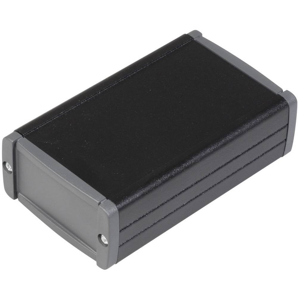 TEKO TEKAL 12.29-Univerzalno kućište, aluminij, crno, 100x59.9x30.9mm