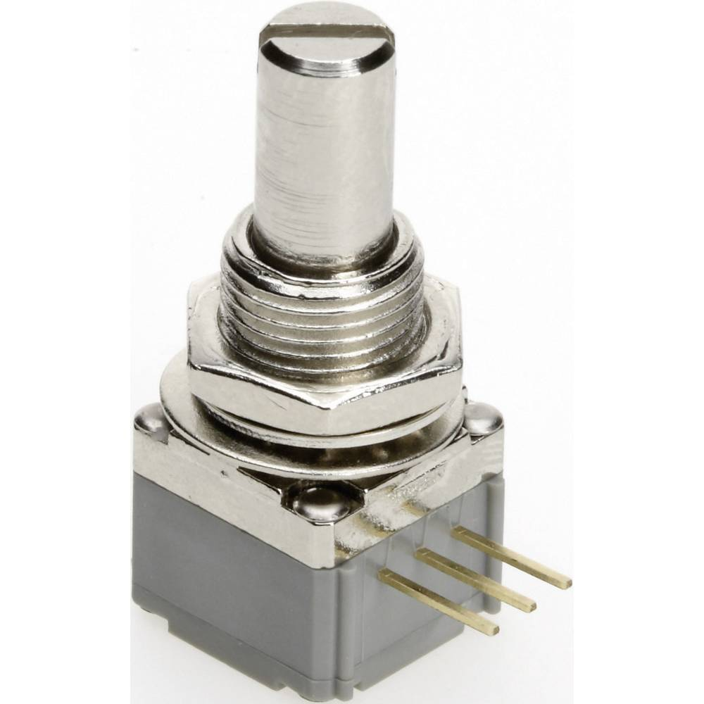 Potenciometer iz prevodne plastike TT Electronics AB P260P-D1BS4A B-1 KR, 12,7 mm, +10 % 4113801775