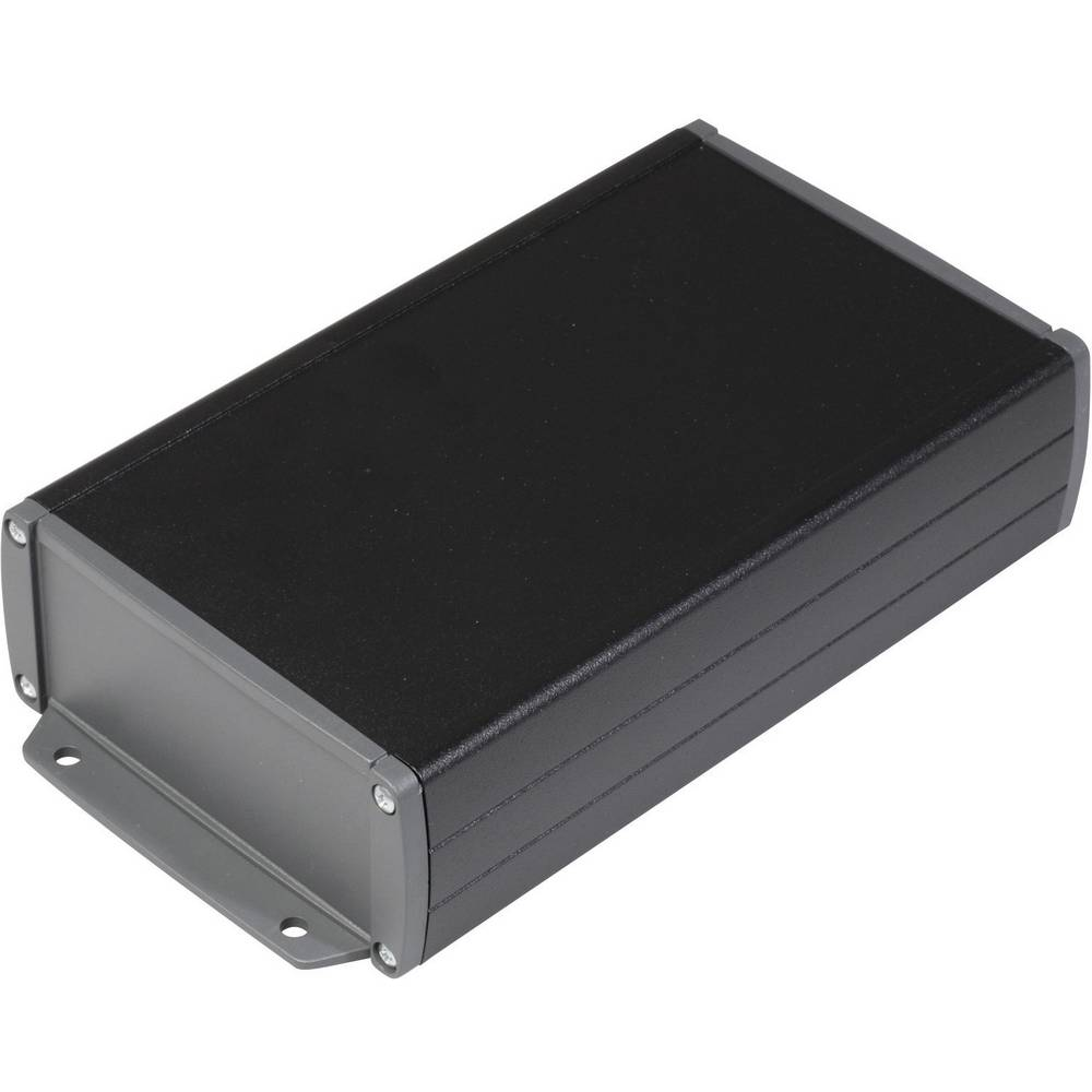 Universalkabinet 175 x 105.9 x 45.8 Aluminium Sort TEKO TEKAL 33-E.29 1 stk