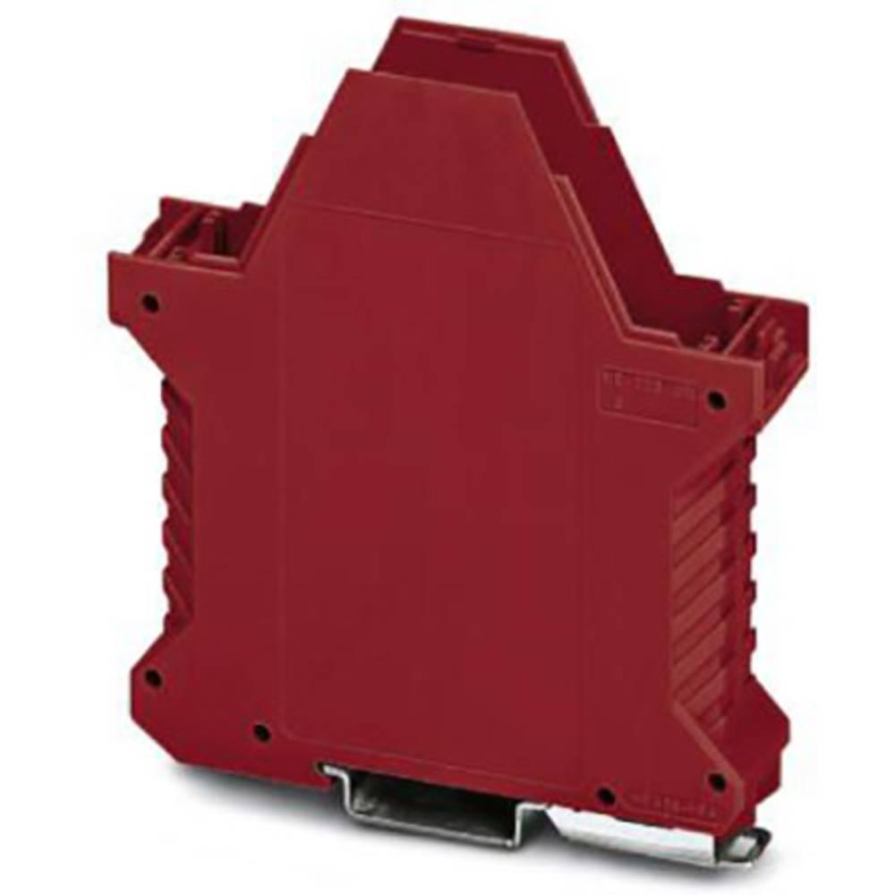 DIN-skinnekabinet underdel Phoenix Contact ME 22,5 UTG RD Polyamid 10 stk