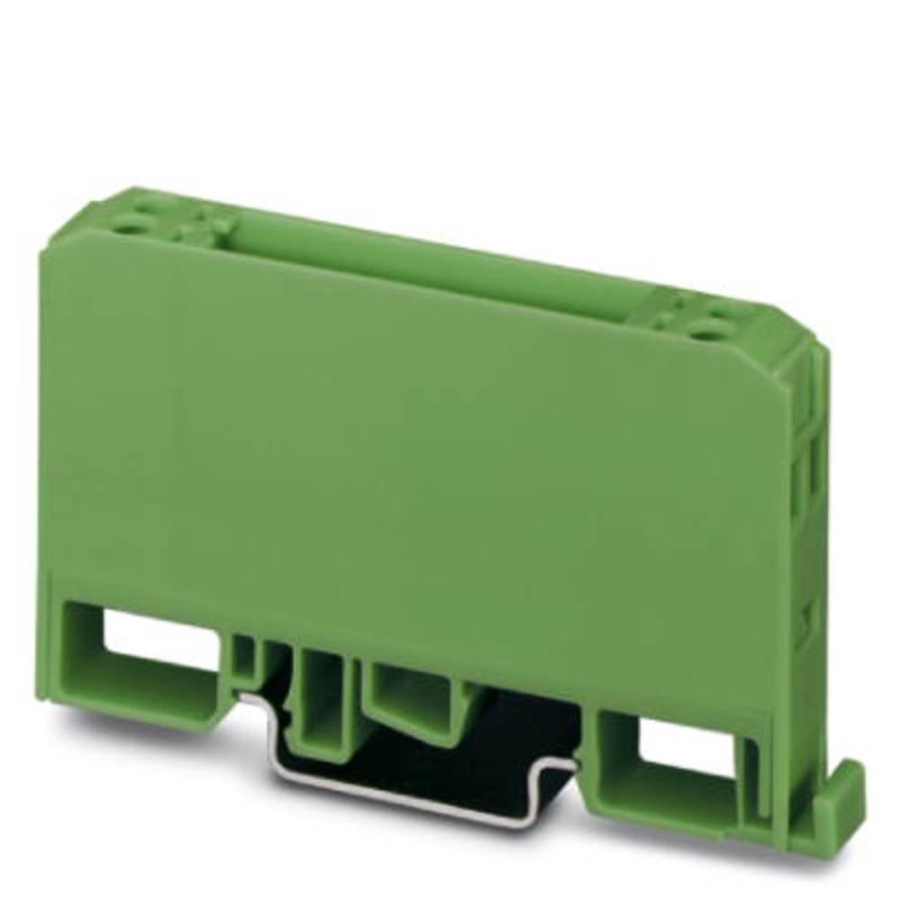 DIN-skinnekabinet Phoenix Contact EMG 12-LG Plast 10 stk